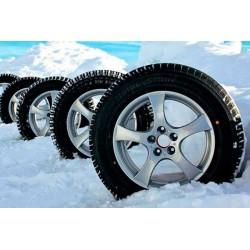 Підготовка зимніх шин